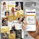 Shine - Social Media Instagram Puzzle Feed - GraphicRiver Item for Sale