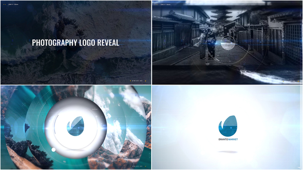 Photography Logo Reveal