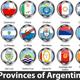 Provinces of Argentina - GraphicRiver Item for Sale