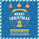 Merry Christmas  Party Social Media Template - GraphicRiver Item for Sale