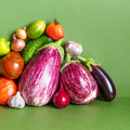 Still life composed of a rich crop of fresh vegetables - PhotoDune Item for Sale