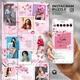 Saku - Social Media Instagram Puzzle Feed - GraphicRiver Item for Sale