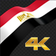 Long Flag Egypt - VideoHive Item for Sale