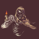 Grim Reaper With Candle - GraphicRiver Item for Sale