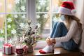 Christmas holiday during pandemic coronavirus COVID 19 concept - PhotoDune Item for Sale