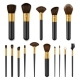 Makeup Brushes Realistic Set, Make Up Cosmetics - GraphicRiver Item for Sale