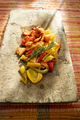Colored peppers baked in the oven - PhotoDune Item for Sale