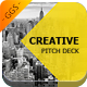 Creative Pitch Deck - GraphicRiver Item for Sale