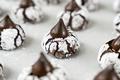 Chocolate crinkle cookies in powdered sugar - PhotoDune Item for Sale