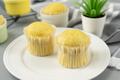 Steamed sponge milk muffins - PhotoDune Item for Sale