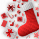 Christmas Layered Background Set - GraphicRiver Item for Sale