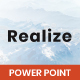 Realize Minimalism - PowerPoint - GraphicRiver Item for Sale