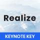 Realize Minimalism - Keynote - GraphicRiver Item for Sale