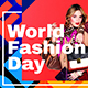 World Fashion Day - Promo - VideoHive Item for Sale