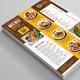 Menu Design - GraphicRiver Item for Sale