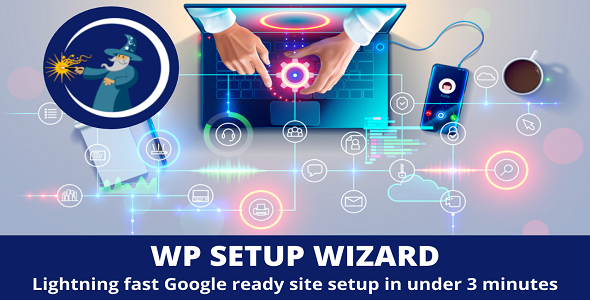 Download WP Setup Wizard Nulled