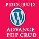 Wordpress PDO Crud – Crud & Form Builder Plugin for wordpress - CodeCanyon Item for Sale