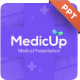 MedicUp Healthcare PowerPoint Template - GraphicRiver Item for Sale
