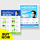 Product Flyer Bundle - Surgical Mask Flyer Template - GraphicRiver Item for Sale