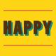 Reggae Happy Positive