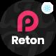 Reton - React Next Gatsby + GraphQL Resume CV - ThemeForest Item for Sale