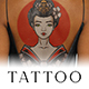 Professional Tattoo Photoshop Actions - GraphicRiver Item for Sale