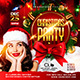 Christmas Party Flyer Vol.2 - GraphicRiver Item for Sale