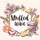 Vintage Background with Mulled Wine and Spices - GraphicRiver Item for Sale