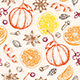 Pattern with Ingredients for Mulled Wine - GraphicRiver Item for Sale