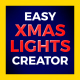 Easy Xmas Lights Creator - VideoHive Item for Sale