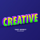 Text effect Modern vol 9 - GraphicRiver Item for Sale