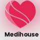 Medihouse - Hospital Medicale Caregiver XD Template - ThemeForest Item for Sale