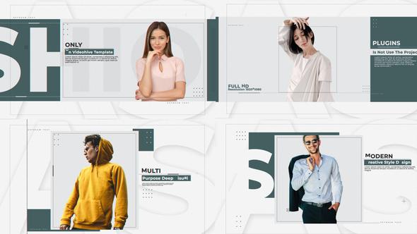 Stylish Fashion Intro