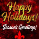 Christmas Holiday Greetings - VideoHive Item for Sale