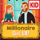Millionaire Quiz Kid - CodeCanyon Item for Sale