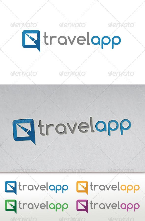 Travel App Logo