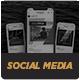 Blacky Social Media Templates - GraphicRiver Item for Sale