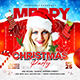 Merry Christmas Party Flyer Vol.2 - GraphicRiver Item for Sale