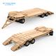 Transporta P32 3D Printing Model - 3DOcean Item for Sale