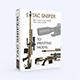 S-TAC Sniper 3D Printing Model - 3DOcean Item for Sale
