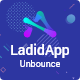LadidApp - App Unbounce Landing Page Template - ThemeForest Item for Sale