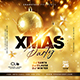 Xmas Party Flyer Vol.2 - GraphicRiver Item for Sale
