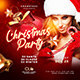 Christmas Party Flyer Vol.4 - GraphicRiver Item for Sale