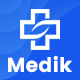 Medik - Medical PrestaShop Theme - ThemeForest Item for Sale