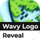 Wavy Logo Reveal - VideoHive Item for Sale