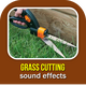Grass Cutting Scissors Sounds