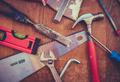 Assortment Of Workshop Tools - PhotoDune Item for Sale