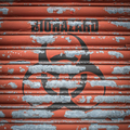 Grungy Biohazard Sign At A Lab - PhotoDune Item for Sale