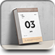 Wall Calendar Mock-up 2 - GraphicRiver Item for Sale