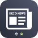 Android - Deco News - Mobile App for Wordpress - CodeCanyon Item for Sale
